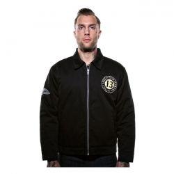 lucky 13 black sin jacket zwart 0 9766